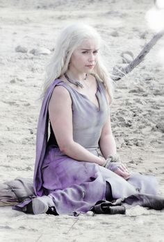 stormbornvalkyrie:    ♕  Daenerys Targaryen in Game of Thrones Season 6