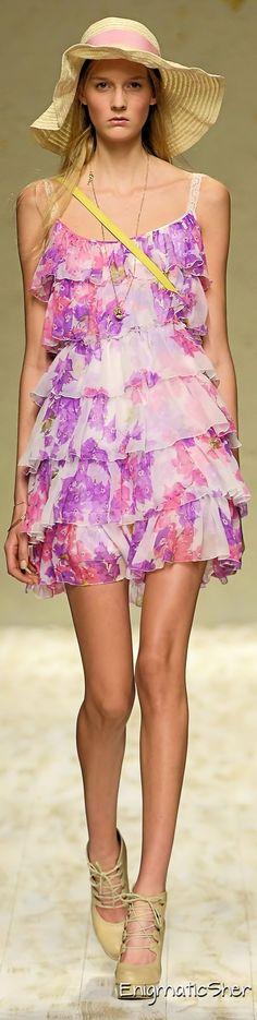 Blugirl Spring Summer 2013 Ready-To-Wear