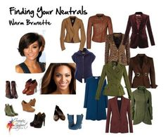 This post explores neutrals for brunettes, read on to find out what neutrals best suit cool brunettes and what neutrals suit cool brunettes.