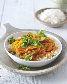 Curry, Good Food, Food And Drink, Menu, Ethnic Recipes, Asia, Bulgur, Menu Board Design, Curries