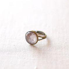 Full Moon Ring