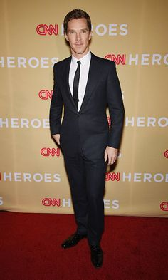 Oscar nominee Benedict Cumberbatch has turned heads in his tailored suits, but his laidback preppy style off the red carpet has also seen him topping best-dressed lists. Stanley Tucci, Most Stylish Men, Hottest Male Celebrities, Boss Man, Tailored Suits, Benedict Cumberbatch, Preppy Style, Movie Stars, All Star