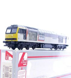 LIMA L204857 - LOAD HAUL GREY LIVERY THORNABY CLASS 60  Roseberry Topping  60050