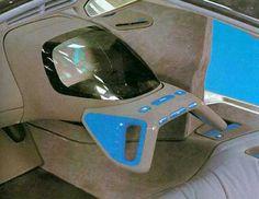 1986 I.A.D. Alien Concept - Interior