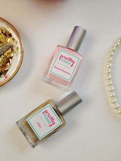 Pretty Please Nail Polish Custom Pearls And Pastries
