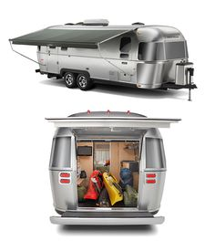 2011 Eddie Bauer Airstream...would love to have one of these.