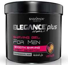 Elegance Plus Shaving Gel - Venus 33.81 oz $15.95   Visit www.BarberSalon.com One stop shopping for Professional Barber Supplies, Salon Supplies, Hair & Wigs, Professional Product. GUARANTEE LOW PRICES!!! #barbersupply #barbersupplies #salonsupply #salonsupplies #beautysupply #beautysupplies #barber #salon #hair #wig #deals #sales #elegance #shavinggel #venus