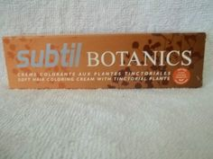 SUBTIL BOTANICS PERMANENT HAIR COLOR -9 Very Light Blonde -- Learn more by visiting the image link.