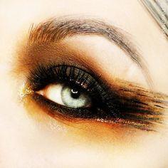Chubacca makeup