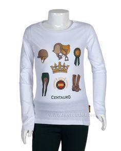 Camiseta Equitación, Otoño Invierno 2014/2015