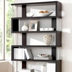 5-Shelf Javier Bookcase