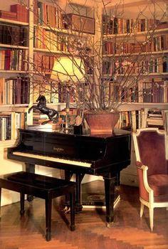 Jackie Kennedy's piano