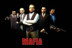 Compilation of all Mafia 1 cutscenes Index * ----- Prologue ----- * Chapter 1 - An Offer You Can't Refuse * Chapter 2 - Running Man * C. Mafia Party Game, Mafia Game, Mafia 2, Running Man, The Godfather, Free Games, Videos, Video Games, Guys
