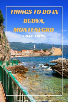 Budva is a charming and buzzing resort on the Adriatic coast in Montenegro. Exploring The Old is one of the best things to do in Budva, as well going on some day trips to enjoy the surroundings, the beautiful Montenegro scenery and not only.   Budva day trips / Things to do in Budva / Budva things to do / Day trips from Budva / Budva travel tips / Montenegro travel tips / Amazing places to visit / Travel tips / Budva travel / Budva. Montenegro travel / Summer avcation inspiration / What to…