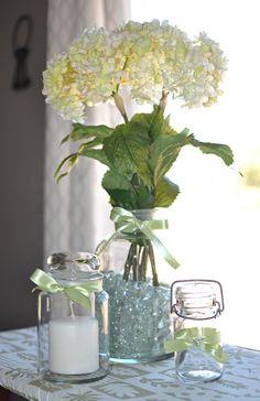 Beautiful flower arrangement set!