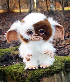 Small Mogwai Gizmo by GakmanCreatures on Etsy