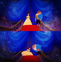"Beauty and the Beast-- ""Belle, you're so beautiful"" - I heard that line in my head right when I saw this picture :)"