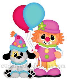 Cute Clowns