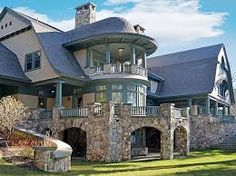 Image result for cool mansions