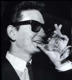 Momma said not to get a roy orbison tattoo, but what momma don't know..