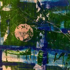 Sneak Paint Peek.  Worked 22 hours straight so far.  Can't stop! #gallerymarchi #marchiart #gallery #artist #artgallery #painting #acrylic #abstractart #abstract #photooftheday #comtemporaryart #picoftheday #instaart  #artoftheday #sneakpeek #sneekpaintpeek