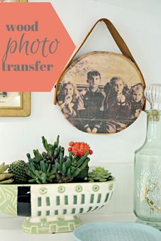 How to Transfer a Photo to Wood (Perfect for Father's Day!) >> http://blog.hgtv.com/design/2015/06/11/how-to-transfer-a-photo-to-wood-makes-a-great-fathers-day-gift/?soc=Pinterest