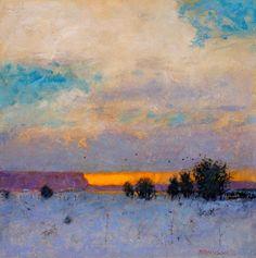 Tom Perkinson「Distant snowfall」