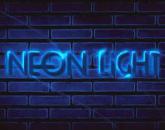 How to Create Unique Neon Text Effect in Photoshop #texteffects #photoshoptutorials #typography #illustrations #tutorials2014
