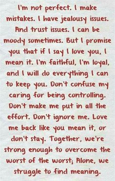48 romantic true love messages for her and to send to him. Love Messages for your girlfriend or for your boyfriend that make them fall in love. notes 48 True Love Messages to send Now Quotes, Quotes To Live By, Quotes About Trust, Love And Trust Quotes, Confused Love Quotes, Best Quotes From Books, Best Love Quotes, Love Facts, My Sun And Stars