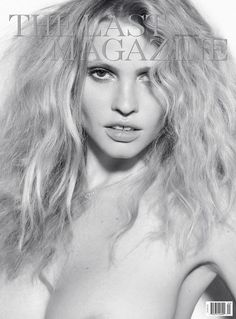 Lara Stone by Mikael Jansson for The Last Magazine Fall 2012