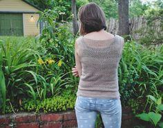 Hibiscus Lace by Jennifer | Project | Knitting / Shirts, Tanks, & Tops | Kollabora