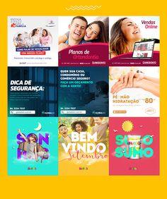 39 Best Ideas For Design Flyer Kids Behance Social Media Art, Social Media Branding, Social Media Banner, Social Media Design, Web Banner Design, Flyer Design, Web Design, Web Banners, Graphic Design
