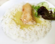 Denné menu Vranov | Kuracie prsia plnené nivou a šunkou, dusená ryža - reštaurácia Hotel Patriot*** #hotel #restaurant
