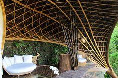 Moon House at Bambu Indah - IBUKU