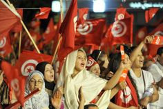 Pictures From the Tunisian Revolution