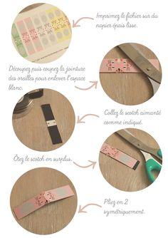 Marque-pages chatons à imprimer {DIY} - Avec ses 10 p'tits doigts - Blog DIY