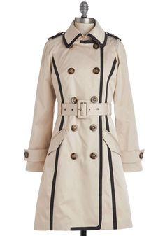 Adept Audition Coat | Mod Retro Vintage Coats | ModCloth.com