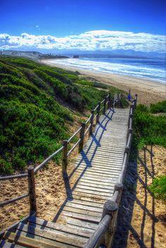 Robberg Beach, Plettenburg Bay, South Africa                                                                                                                                                                                 Mais