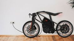 Electric Motorcycle 11