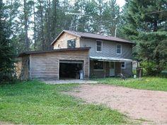 19027 Jack Pine Camp Rd, Lakewood, WI 54138