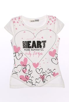 Çocuk kız t-shirt-838