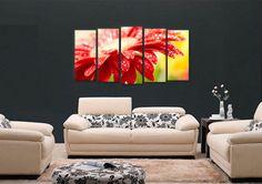 Tablouri colors 15915 Dimensiuni: 2x 30x70 - 2x 30x75 - 1x 30x80 Total ocupat: 150x80 cm Decor, Furniture, Dinning, Love Seat, Home Decor, Couch