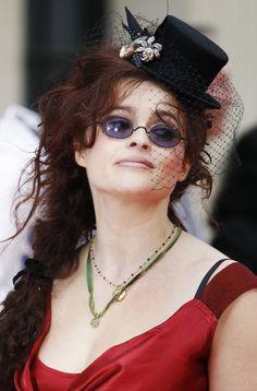 Top 10 Quirky Fashion Moments of Helena Bonham Carter CBE (PHOTOS)