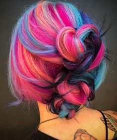 30 Amazing Hair Colors Ideas For Your Inspiration - Best women hairstyles Hair Lights, Light Hair, Gorgeous Hair, Amazing Hair, Locks, Retro Wedding Hair, Pretty Hair Color, Hair Color Balayage, Mermaid Hair
