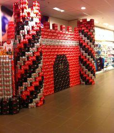 coca cola castle