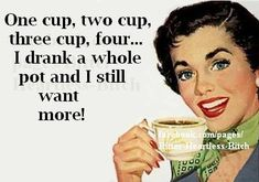 haha...more!! Check out our year long coffee subscription available at www.alakef.com
