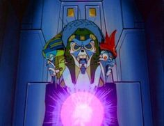 The Quintessons are a bizarre and ancient race, whose dark history and shadowy machinations are bound up with the history of the Transformers, with connections to both Primus and Unicron. They are known galaxy-wide as traders, entrepreneurs and businessmen, but their dealings are very rarely on the level, often laced with intrigue and betrayals. They prefer subtle manipulation, scheming, and advanced technology over brute force, but if those don't work, they can fall back on the legion of…