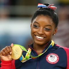 Simone Biles Named Team USA Flag-Bearer for 2016 Olympic Closing Ceremony