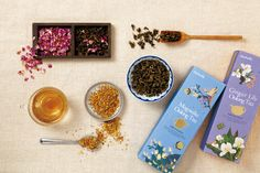Unique Packaging Design, Daebeté's Scented Tea #Packaging #Design (http://www.pinterest.com/aldenchong/)