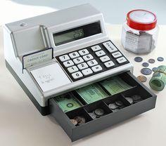 Grocery Store Caja Registradora o Dinero